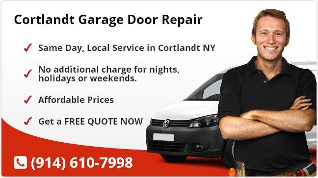 Cortlandt Garage Door Repair